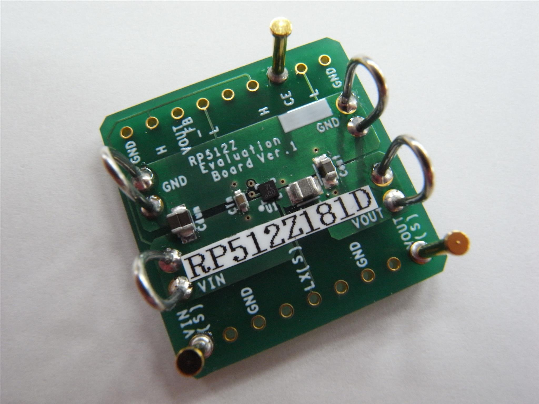 RP512Zxxxx-BOARD