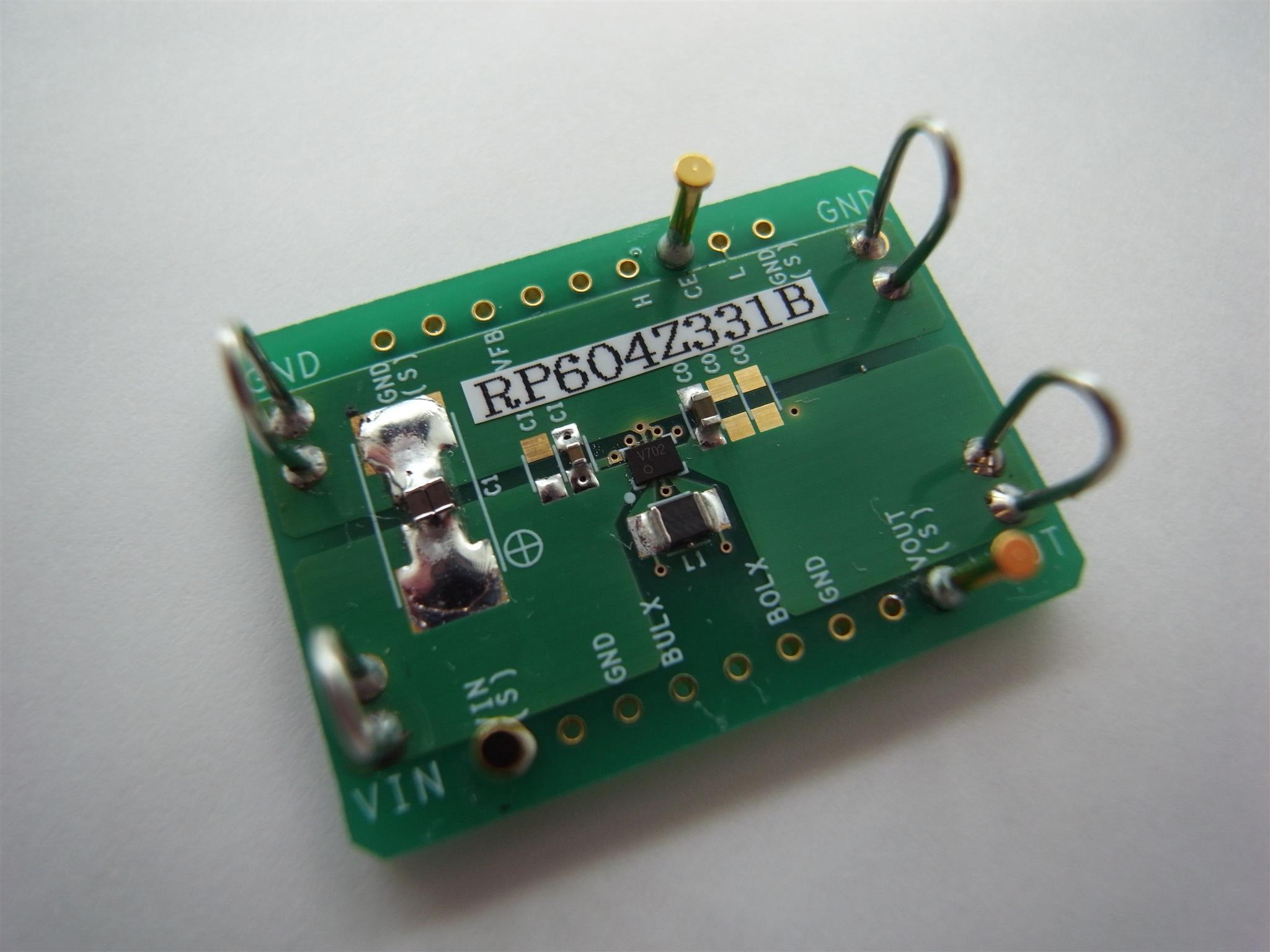 RP604Zxxxx-BOARD
